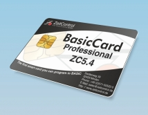 ZC5.4 Basic Card Professional with 16k EEPROM