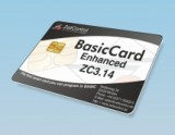 Basic Card ZC3.14 with 2 k EEPROM