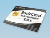 ZC6.5 Basic Card Multiapplication with 31k EEPROM with