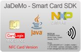 Java-80-DI dual interface card for Smart Card SDK