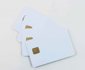 ZC7.5 smart chip card with 32k memory