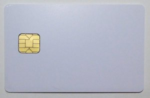 ZC7.5 smart chip card with Basic OS