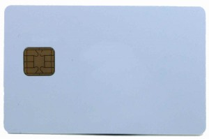 ZC5.4 smart card with 16k memory